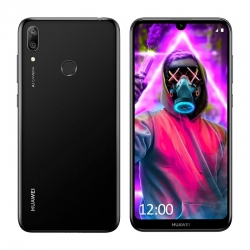 Celular Huawei Y7 Plus 64GB 13MP Android- Negro