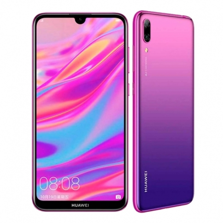 Celular Huawei Y7 Plus 64GB 13MP Android- Purple