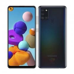 Celular Samsung Galaxy A21S 64GB Dual Sim- Negro