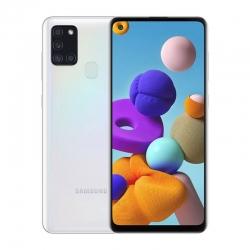Celular Samsung Galaxy A21S 64GB Dual Sim- Blanco