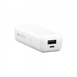 Mophie batería Power Boost Mini 2.600mAh - blanco