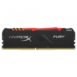Memoria RAM HyperX Fury Rgb Ddr4 8Gb DIMM 3600MHz