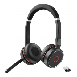 Auricular Jabra Evolve 75 Uc Stereo Bluetooth-USB