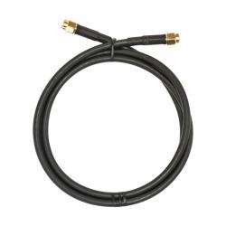 Cable MikroTik SMA macho a SMA macho de 1 m