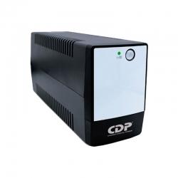 Batería CDP BKU 606X 650VA 360Watts 6tomas 120va