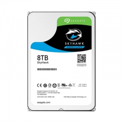 Dsico interno HDD Seagate Skyhawk 8Tb SATA 6Gb