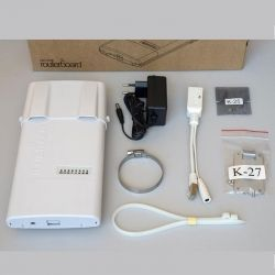 Access Point Mikrotik BaseBox 2 GHz 2x2 1xGiga USB