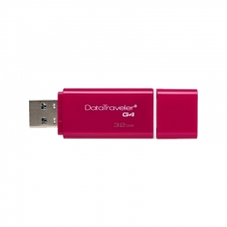 Memoria USB Kingston DT64 32Gb USB 3.0-C Purple