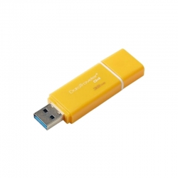 Memoria USB Kingston DTI64 32Gb USB 3.0-Yellow