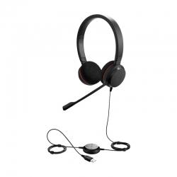Headset Jabra Evolve 20 Uc Stereo conexión USB