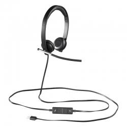 Headset Logitech H650E Stereo conexión USB Binau