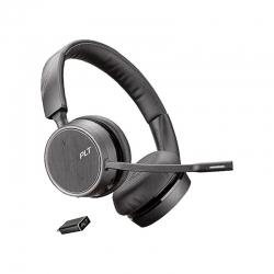 Headset Plantronics Voyager 4220 Uc USB-A/C 30m