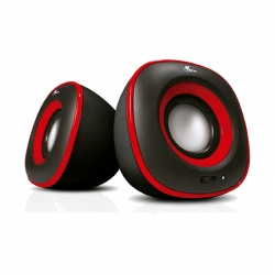 Parlante Xtech Spekter 2.0 canales 6W 3,5mm audio