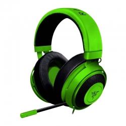 Audífonos Razer Kraken cableado conector35mm-verde