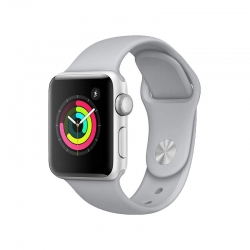 Apple watch Serie 3 38mm Silver Aluminium LTE 16GB