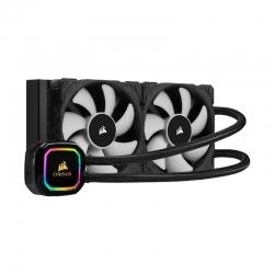 Sistema de Enfriamiento PC Corsair Icue H100I Rgb