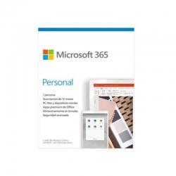 Licencia Office Microsoft 365 Personal Español