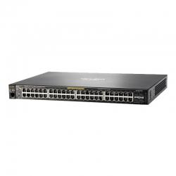 Switch Rack HPE Aruba 2530 48G poe+ Conmutador