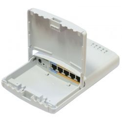 Router Mikrotik PowerBox 5xMega 1xPoE-IN 4xPoE-OUT