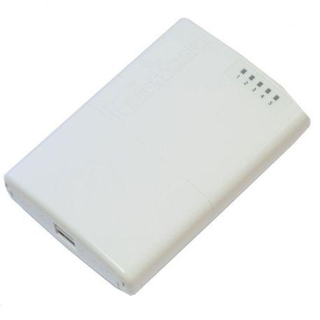 Router Mikrotik PowerBox 5xMega 1xPoE-IN 4xPoE-OUT