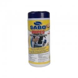 Toallitas de limpieza Wipes húmedas SABO 53-0500