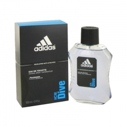 Colonia Adidas Ice Dive Edt 100ml para hombre