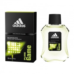 Colonia Adidas Pure Game (Verde) Edt 100ml Man
