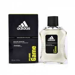 Colonia Adidas Pure Game Edt 100ml para hombre