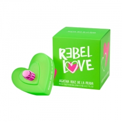 Colonia Agatha Ruiz De La Prada Rebel Love 80ml