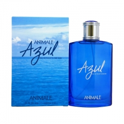 Colonia Animale Azul Edt 100 ml para hombre
