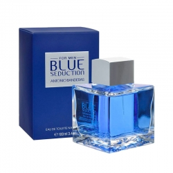 Colonia Antonio Banderas Blue Seduction 100Ml