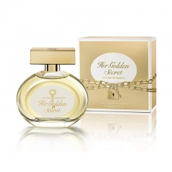 Colonia Antonio Banderas Her Golden Secret 80Ml