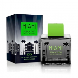 Colonia Antonio Banderas Miami Seduction 100Ml