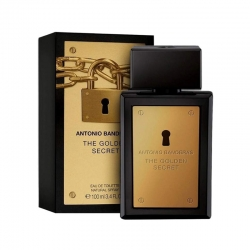 Colonia Antonio Banderas The Golden Secret 100ml