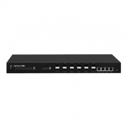 Switch Rack Ubiquiti Edgeswitch 12Fiber L3 Gigabit