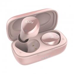 Audífonos iLuv Bubble Gum Inalámbricos rosa gold
