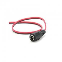 Cable De Alimentación CCTV Hikvision Dc 10Cm