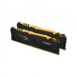 Memoria RAM FURY RGB HyperX 16G Ddr4 Sdram 3000mhz
