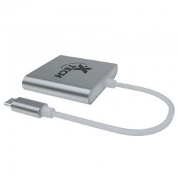 Adaptador multipuerto 3-en-1 Xtech XTC-565 USB-C