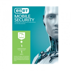 Antivirus ESET Mobile Security Licencia 1 año