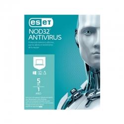 Antivirus ESET Nod32 Antivirus Licencia 1 año