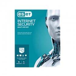 Antivirus ESET Internet Security Licecia 1 año