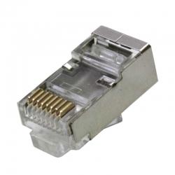 Conector Blindado Ubiquiti TC-CON RJ-45 cat 5e
