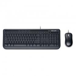 Combo teclado y mouse Microsoft cableadoUSB Inglés
