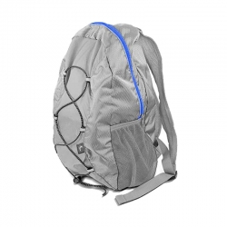Bolso Xtech plegable waterproof Nylon - Gris