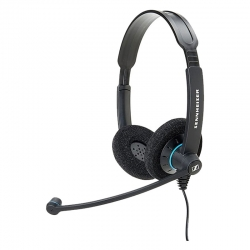 Headsets Sennheiser IMPACTO SC 60 USB a PC