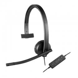 Logitech Headset H570E Stereo Usb Mono USB 2.0
