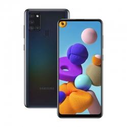 Celular Samsung Galaxy A21S 64Gb cámara cuádruple