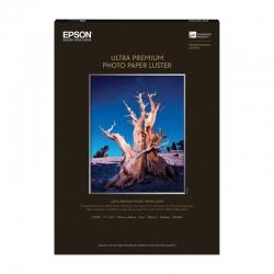 "Papel fotográfico Epson Premium Luster 13""X19"""