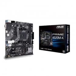 Tarjeta Madre ASUS Prime A520Mk Atx Socket AM4-AMD